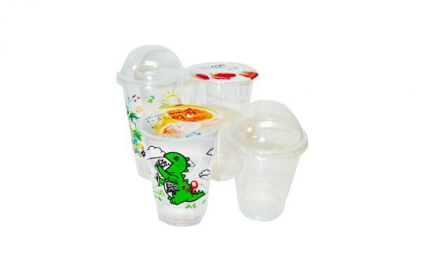Cups and lids for sealable cups